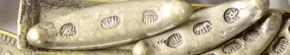 古銭の歴史